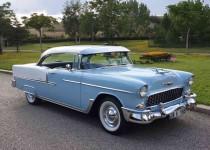1955 2 Door Hardtop Chevrolet Belai̇r