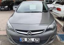 Otomoti̇k 2017  Astra 1,4 T Turbo 140 Beygi̇r Orji̇nal Tüplü Benzi̇nli̇